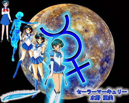 Mizuno Ami / Sailor Mercury