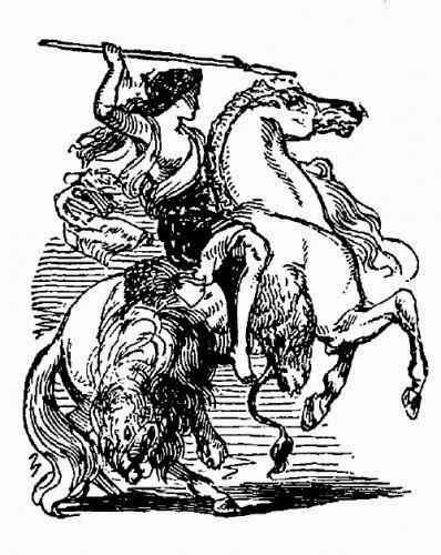 Theseus Greek Mythology Legends