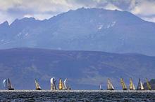 J/97 sailing Scotland
