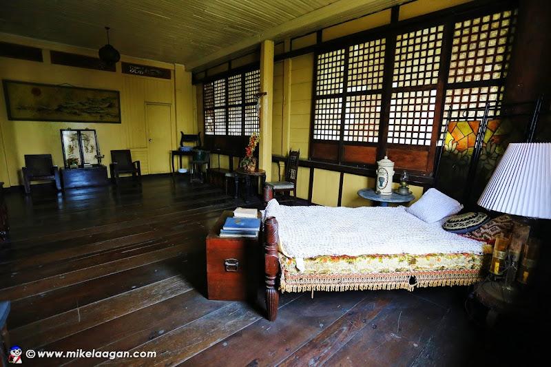 Manuel Roxas' Bedroom