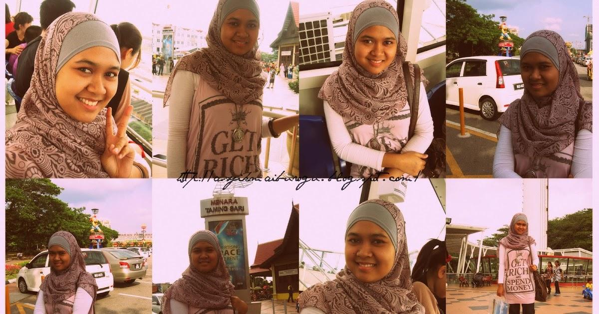 Contoh Banner Hijab - Contoh Win