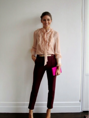Personal Style...Olivia Palermo