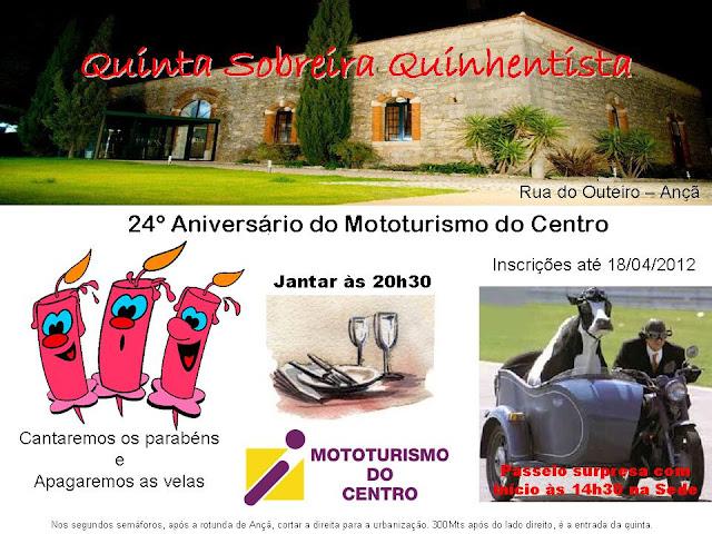 24º Aniversário do MTC-21/04/2012 Aniversario