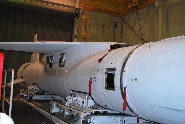 Lancement de Pegasus XL / NuSTAR - (Lancement le 13 Juin 2012) 2012-1078-m