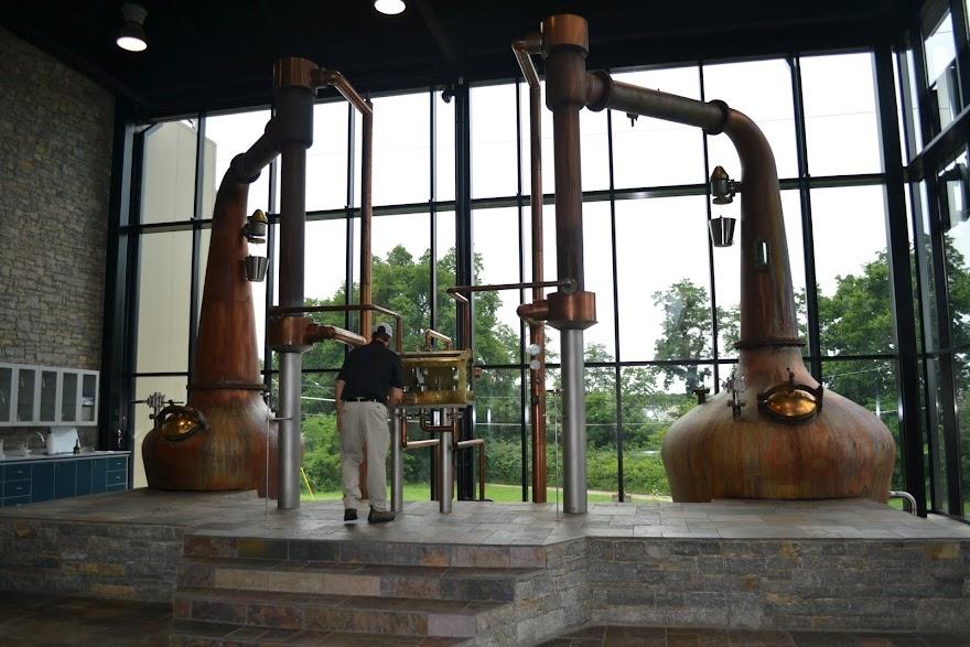 Лексингстонская пивоварня Оллтек, Кентукки (Alltech's Lexington Brewing Co, KY)