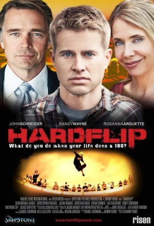 Filme Poster Hardflip DVDRip XviD Dual Audio & RMVB Dublado