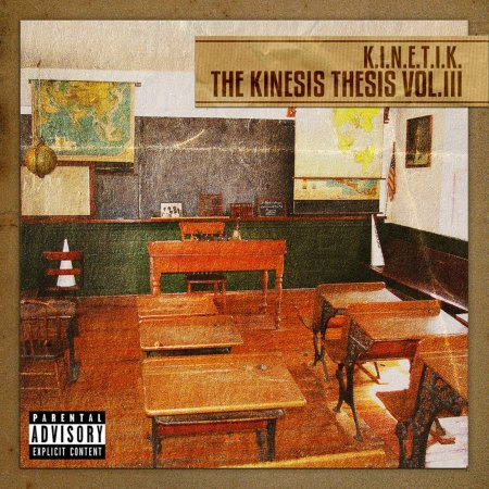 Kinetik - The Kinesis Thesis Vol.3