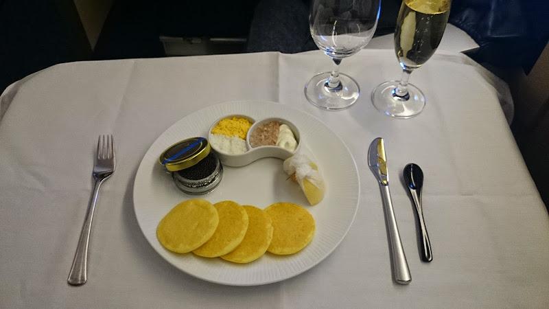 DSC 0917 - REVIEW - ANA : First Class - Tokyo Narita to London (B77W)