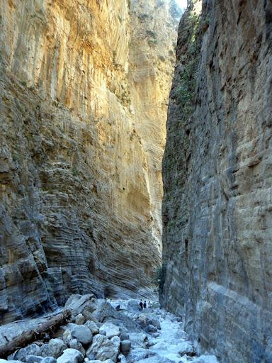 Gole di Samaria