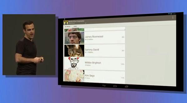Google giới thiệu dịch vụ mới Google Play Game 4