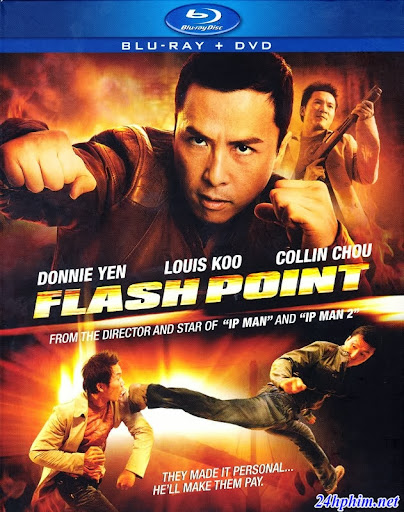 Ngòi Nổ (2007) - Flash Point