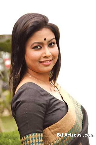 Bangladeshi Model Bhabna