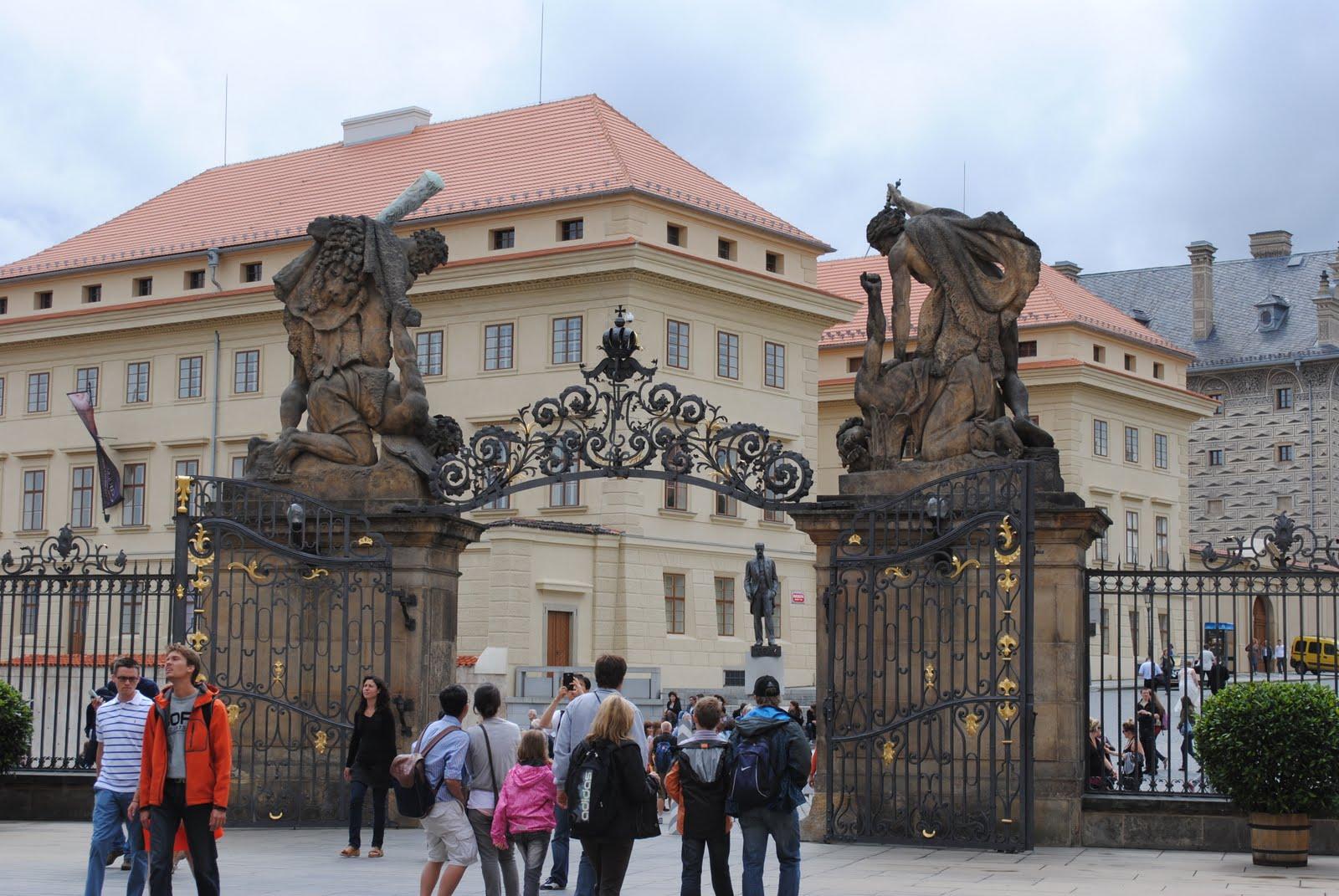 Prague Travel Photos -- Hradcany & Mala Strana