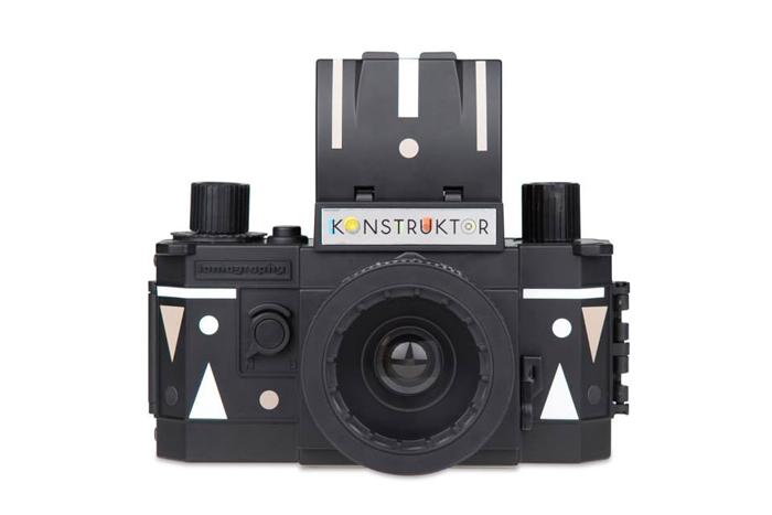 *DIY相機全新登場:自己動手組裝屬於你的Konstruktor! 6