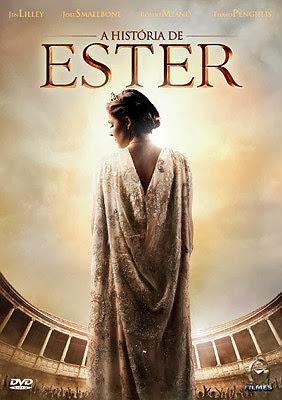 Filme Poster A História de Ester DVDRip XviD Dual Audio & RMVB Dublado