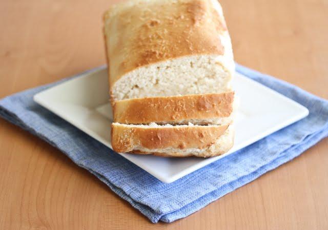 One Bowl Coconut Bread