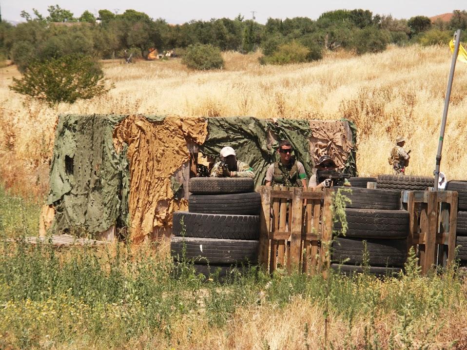 """Fotos de """"THE FINAL WAR"""". La Granja. 23-06-13 PICT0132"""