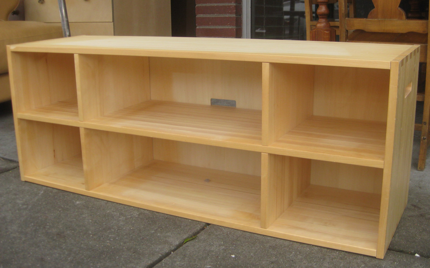 Sold Long Low Shelf 35