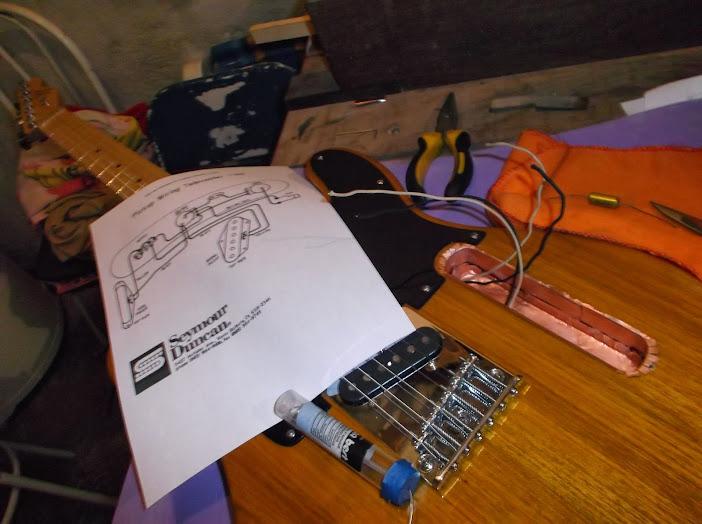 Construção guitarra telecaster, meu 1º projeto bolt on. Finalizado e com vídeo - Página 2 DSCF0058