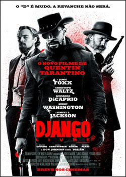 Django Livre  DVDSCR AVI + RMVB Legendado