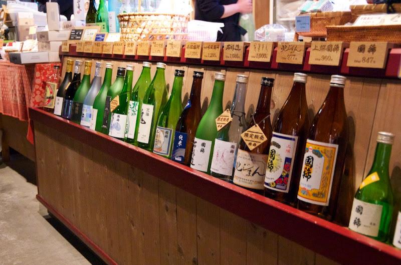 国稀酒造のラインアップ
