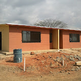 vivienda Duplex 1 nivel de concreto armado