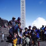 富士登山〜7月22日(日)〜23日(月)