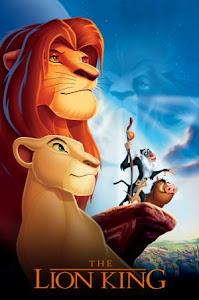 Vua Sư Tử - The Lion King poster