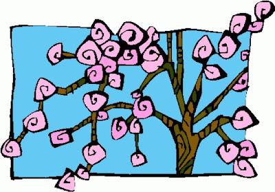 cherry blossoms courtesy of clipartheaven.com
