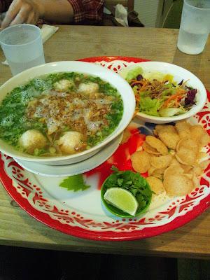 [東京現代美術館]CAFE HAI (東京現代美術館内のベトナムカフェ)