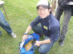 第6位 増田慈叡選手 検量 2012-10-09T02:11:25.000Z