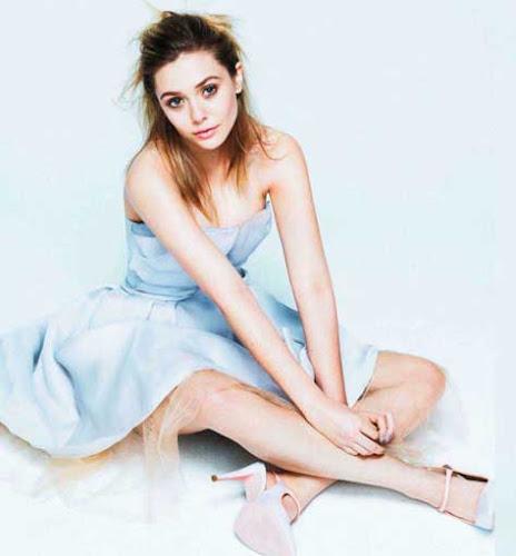 Elizabhet Olsen, guapa