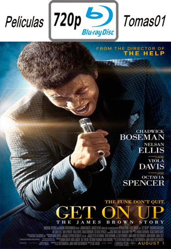 Get on Up (I Feel Good) (2014) BRRip 720p