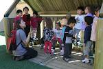 LePort Montessori Preschool Toddler Program Huntington Pier - outdoor activity
