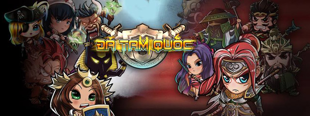 GameLand Mobile tặng 200 giftcode Đả Tam Quốc 1