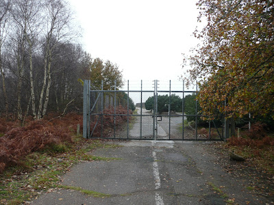 East Gate, where the Rendlesham Incident started