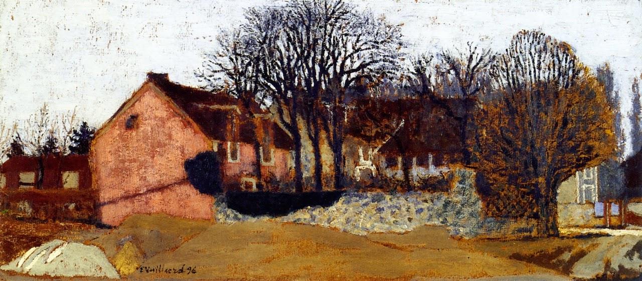 Édouard Vuillard - La Grangette at Valvins