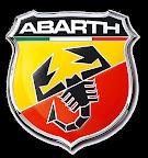 US Fiat 500 Abarth emblem