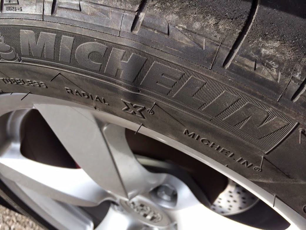 Tyre Sidewall Bulge Defect Warranty Claim Page 1