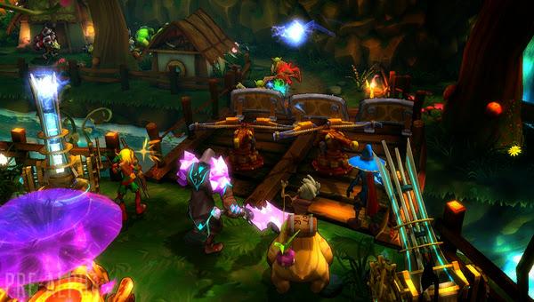 Dungeon Defenders II đã có mặt trên Google Play 6