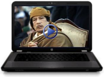 gadafi - pc portatil