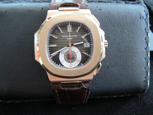 Bán đồng hồ Patek Philippe – Dòng Nautilus 2013 – Automatic – Dây da