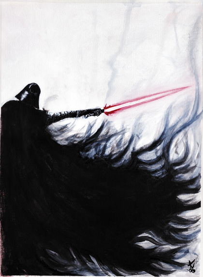Darth Ichigo?