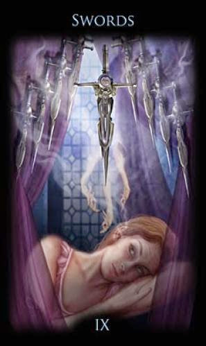 9 Of Swords Reversed Healing The Mind With Eft