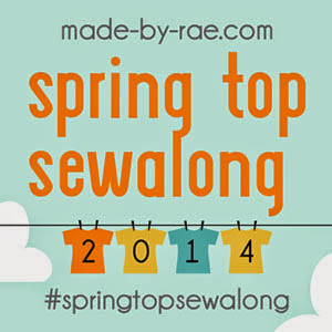 Spring Top Sewalong