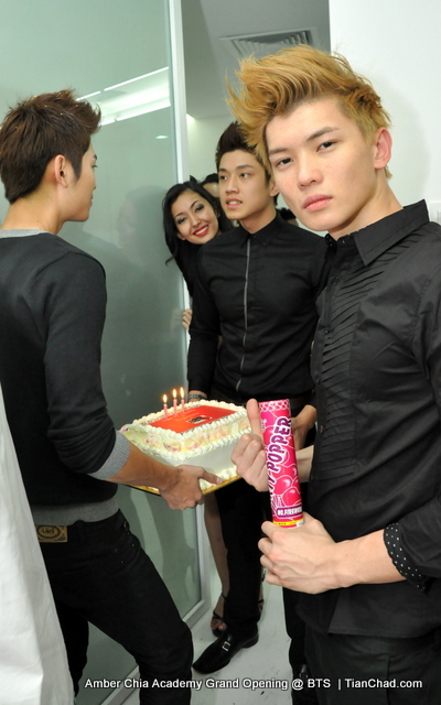 Amber Chia 30th Birthday Celebration Aca Berjaya Times Square