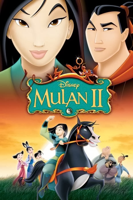 Poster Of Mulan 2 (2004) Full Movie Hindi Dubbed Free Download Watch Online At Alldownloads4u.Com