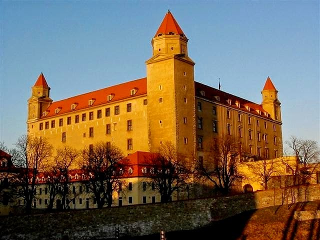 Bratislavski dvorac i palata Grasalkovič
