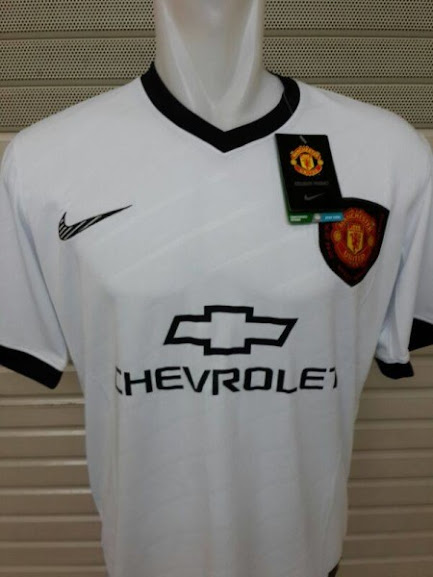 Jual Jersey Training Manchester United Chevrolet Sir Alex