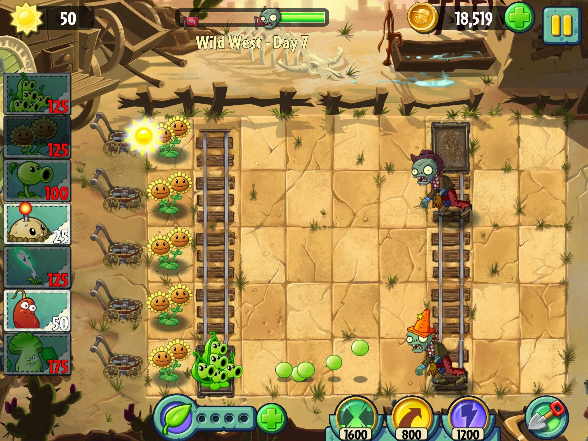 Plants Vs. Zombies 2: It's About Time lộ diện hình ảnh 22
